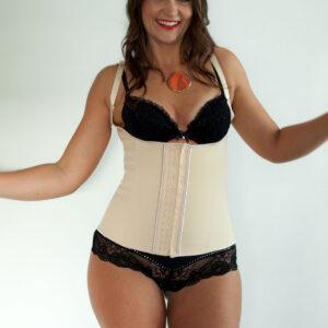 riidest õlapaeltega ihu waist trainer - naiselik.ee